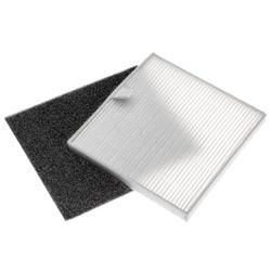 vhbw Staubsauger Filter Set passend für Zaco V80, V85 Staubsauger Hepa-Filter Schaumstoff Filter