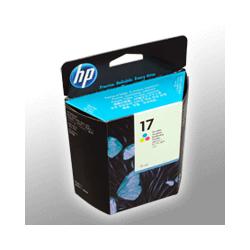 HP Tinte C6625A  17  3-farbig