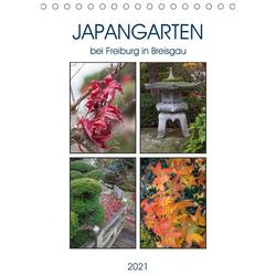 Japangarten (Tischkalender 2021 DIN A5 hoch)