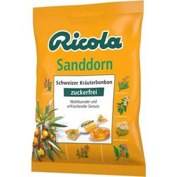Ricola oZ Sanddorn Bonbons