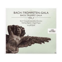 Bach-trompetenensemble München & Mehl - Bach-Trompeten-Gala Vol.2 (CD)