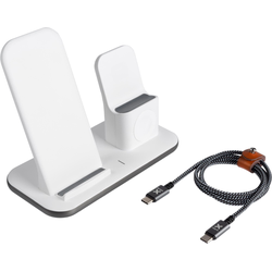 Xtorm Wireless Charger Base 3-in-1 PS101 (Qi Wireless Charging), USB Ladegerät