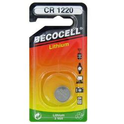 CR1220 Lithium Batterie IEC CR1220