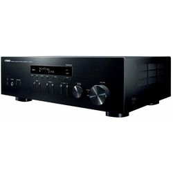 Yamaha R-N303D Netzwerk-Receiver (Bluetooth, WLAN, LAN (Ethernet) schwarz