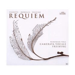 Winfried Toll (leitung) Camerata Vocale Freiburg, / Freiburg - Requiem (CD)