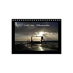 Licht über Dithmarschen (Tischkalender 2021 DIN A5 quer)