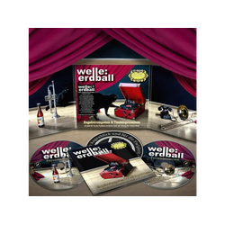 Welle Erdball - ENGELSTROMPETEN And TEUFELSPOSAUNEN (CD)