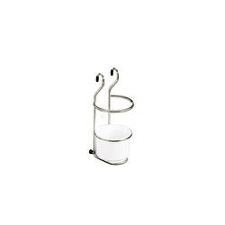 Kesseböhmer Küchenrückwand Classic kleiner Köcherhalter 125 x 135 x 260 mm für Küchenreling