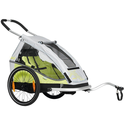 XLC Fahrradkinderanhänger MONO grün