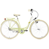 KS-CYCLING Belluno 28 Zoll RH 48 cm 3-Gang Damen grün