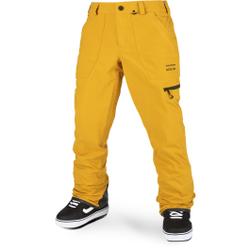 Volcom - Stretch Gore-Tex Pant Resin Gold - Skihosen - Größe: L
