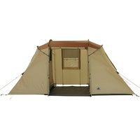 10T Outdoor Equipment Delano 4 beige/kastanienbraun