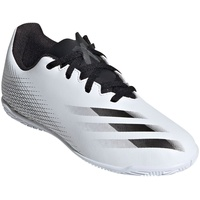 adidas X Ghosted 4 IN cloud white/core black/silver metallic 42