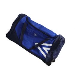 Umbro Weichgepäck-Trolley, 2 Rollen, Umbro Trolleytasche Reisetasche Reise Trolley Sport Tasche Koffer Travel Bag