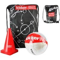 "Hudora Fußball-Set ""kicker Edition"", Matchplan"