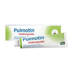 PULMOTIN Erkältungssalbe 50 g