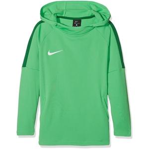 Nike Jungen Dry Academy18 Football Hoodie Pullover,Grün (Light Green Spark/Pine Green/Pine Green/Wh), M