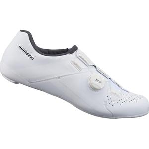 Shimano SH-RC3L Road Comp Schuhe Spd-sl white (W01) 45 wide