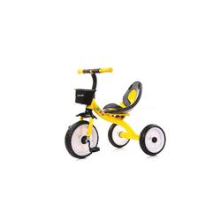 Chipolino Dreirad Dreirad Strike, ab 3 Jahre max. Traglast 25 kg komfortabler Sitz gelb