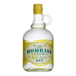 Mombasa Club Lemon Gin