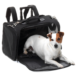 Karlie Transporttasche / Rucksack Smart Trolley für Hunde