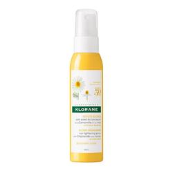 Klorane Blondreflexe - Aufhellendes Pflegespray mit Kamille und Honig