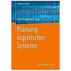 Planung logistischer Systeme - Buch