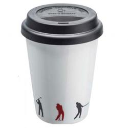 Golf Kaffeebecher to go