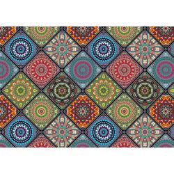 Möbelfolie Orientalische Kacheln 03, 100/100 cm