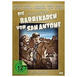 Die Barrikaden von San Antone - DVD  Filme