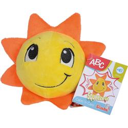 SIMBA Kuscheltier ABC Plüsch Sonne