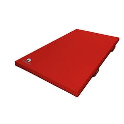 Kiga Turnmatte rot - 200 x 100 x 6 cm
