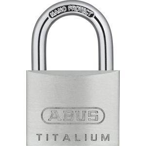 ABUS 54588 Titalium Vorhängeschloss mit KA6413 gleichschließend