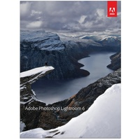 Adobe Photoshop Lightroom 6 DE Win Mac