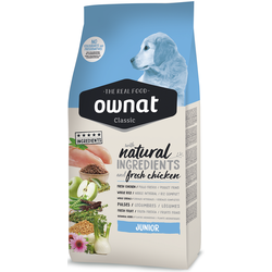 Ownat Classic Dog Junior (ehemals Optima) Hundefutter (2 x 15 kg)