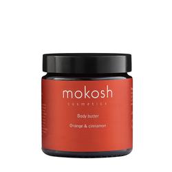 Mokosh Mokosh Körperbutter - Orange & Zimt