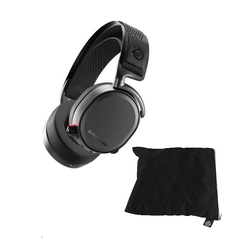 SteelSeries Gaming Headset Arctis Pro Wireless, schwarz plus Carrying Bag