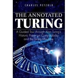 The Annotated Turing: Buch von C. Petzold