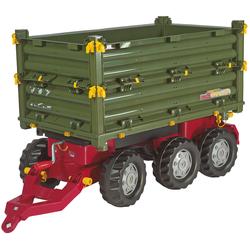 Rolly Toys Trailer Dreiseitenkipper grün (125012)