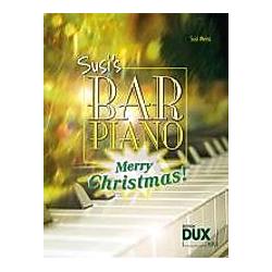 Susi's Bar Piano  Merry Christmas! - Buch