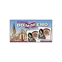 Paderborner Dom-Memo (Spiel) - Buch