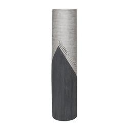 Dekohelden24 Dekovase Edle moderne Deko Designer Keramik Bodenvase in (1 Stück)