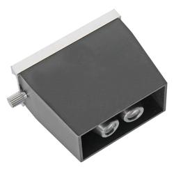 BRESSER Objektiv Zusatzobjektiv 0.5x (nur Biorit ICD CS Mikroskope)