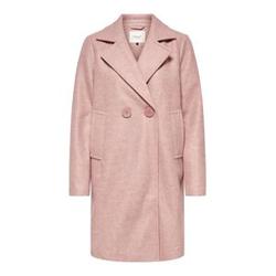 ONLY Oversize Mantel Damen Rot Female L