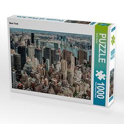 New York Lege-Größe 64 x 48 cm Foto-Puzzle Bild von Stefan Becker Puzzle
