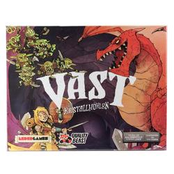 Quality Beast Spiel, Quality Vast: Die Kristallhöhlen (deutsch)