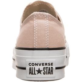 Converse Chuck Taylor All Star Lift cream/ white-black, 42