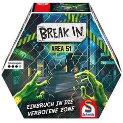Schmidt Break In - Area 51 Brettspiel