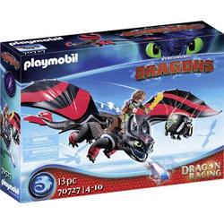 Playmobil® Dragons Dragon Racing: Hicks und Ohnezahn 70727