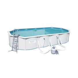 Bestway stahlwandpool set hydrium 740 x 360 for Stahlwandpool set angebote
